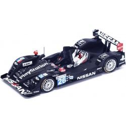 SPARK S4554 Oreca 03-Nissan LMP2 n°26 24H Le Mans 2011