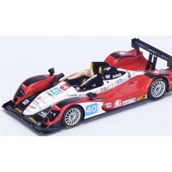 SPARK S4555 Oreca 03-Judd LMP2 n°40 24H Le Mans 2011