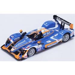 SPARK S4556 Oreca 03-Nissan LMP2 n°48 24H Le Mans 2011