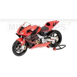 MINICHAMPS 122017946 Honda RC211V Rossi test MotoGP 2001