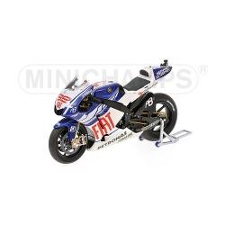MINICHAMPS 122103099 Yamaha YZR-M1 Lorenzo MotoGP 2010