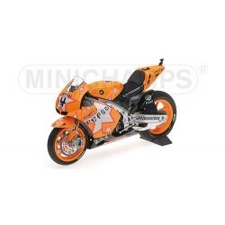 MINICHAMPS 122111204 Honda RC212V Dovizioso MotoGP 2011
