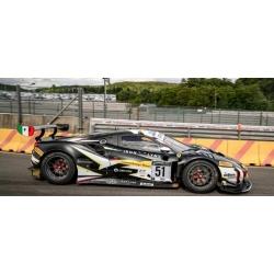 LOOKSMART LS18RC015 Ferrari 488 GT3 n°51 Winner 24H Spa 2021