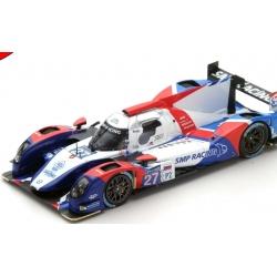 SPARK S4644 BR01 - Nissan n°27 LMP2 24H Le Mans 2015