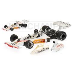 MINICHAMPS McLaren Cosworth M23 Ickx Nurburgring 1973