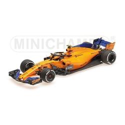 MINICHAMPS McLaren Renault MCL33 Vandoorne 2018