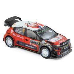 NOREV Citroën C3 WRC n°8...