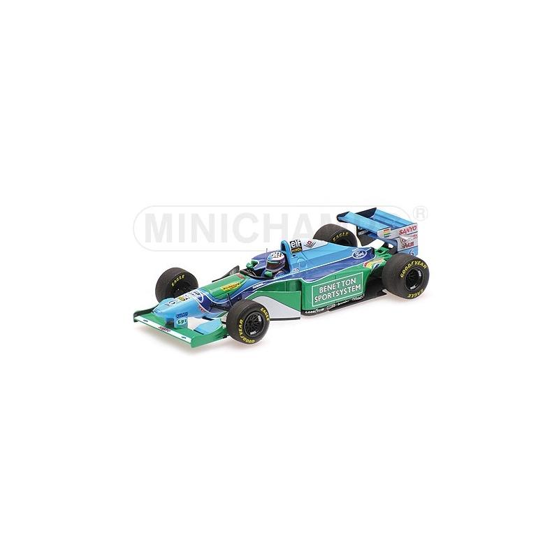 MINICHAMPS Benetton Ford Letho Monaco 1994