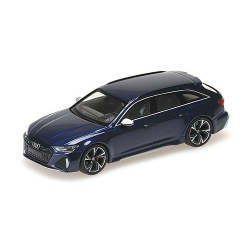 MINICHAMPS Audi RS 6 Avant 2019