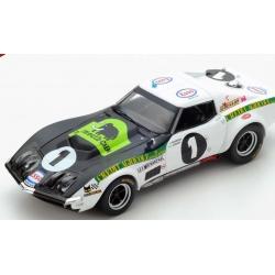 SPARK S5073 Chevrolet Corvette n°1 Le Mans 1970