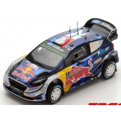SPARK S5166 Ford Fiesta WRC...