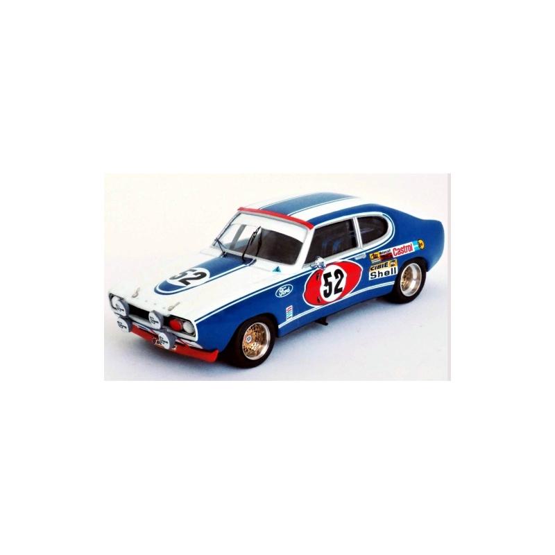 TROFEU Ford Capri MK I 2600 RS n°52 24h Le Mans 1972