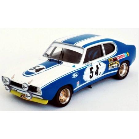 TROFEU Ford Capri MK I 2600 RS n°54 24h Le Mans 1972