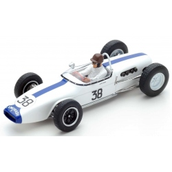 SPARK Brabham BT3 Brabham Nurburgring 1962 (%)