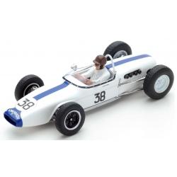SPARK Brabham BT3 Brabham Nurburgring 1962