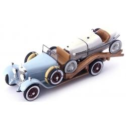 AUTOCULT 11014 Mercedes-Benz 15/70/100 PS Renntransporter / Monza 1924