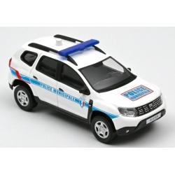 NOREV Dacia Duster 2018 Police Municipale
