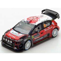 SPARK Citroën C3 WRC n°10...
