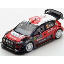 SPARK Citroën C3 WRC n°11...