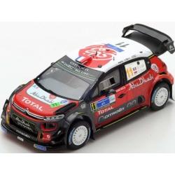 SPARK Citroën C3 WRC n°12...