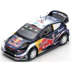 SPARK Ford Fiesta WRC n°3...