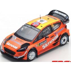 SPARK Ford Fiesta WRC n°14...