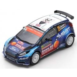SPARK Ford Fiesta R5 n°21...