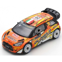 SPARK Citroën DS3 WRC n°20...