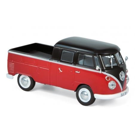 NOREV Volkswagen T1 Double Cabin 1961