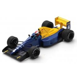 SPARK Tyrrell 018 n°4...
