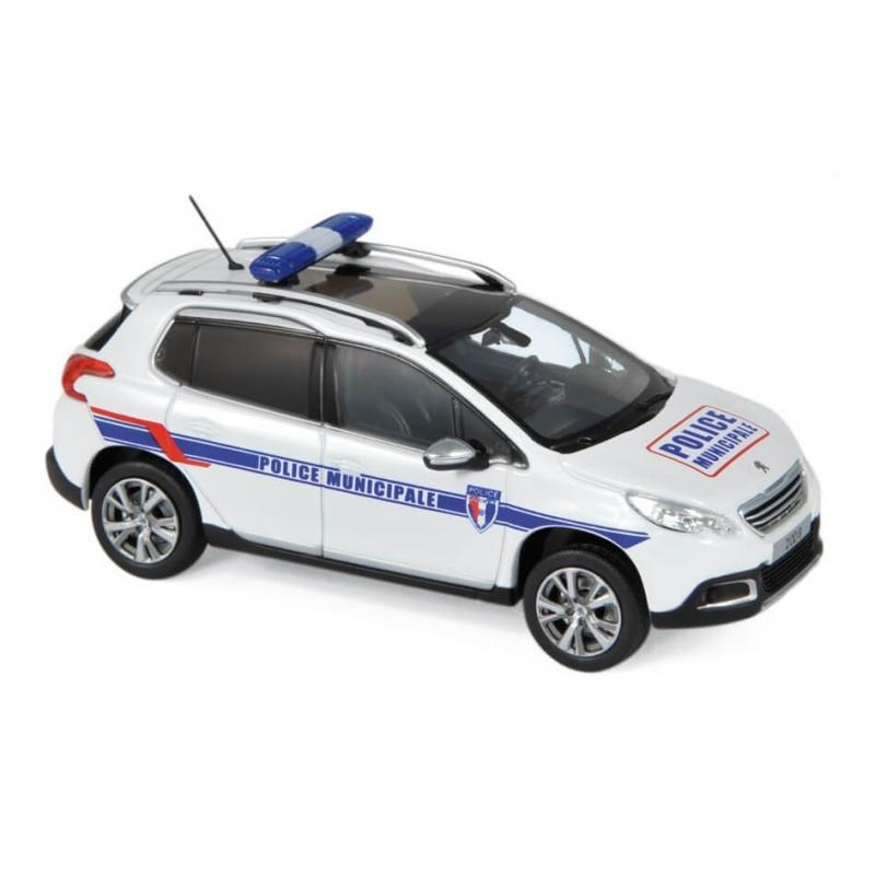 "NOREV Peugeot 2008 2013 - ""Police Municiaple"""