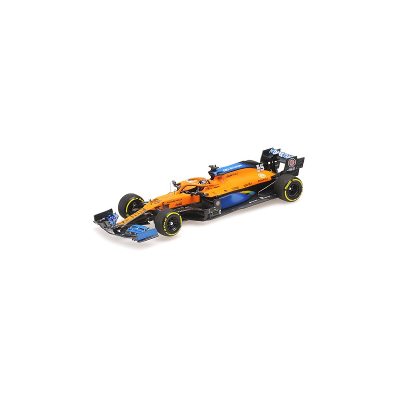 MINICHAMPS McLaren MCL35 Sainz Monza 2020