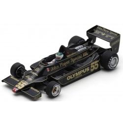 SPARK Lotus 79 n°55 Jarier...