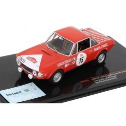 IXO RAC323 Lancia Fulvia 1600 Coupe HF n°15 Ragnotti San Remo 1972