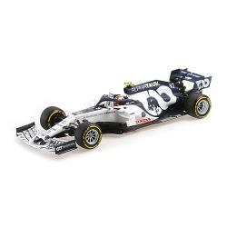 MINICHAMPS 117200810 AlphaTauri Honda AT1 Gasly Winner Monza 2020