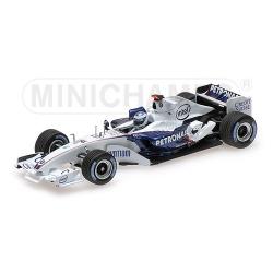 MINICHAMPS 400060904 Sauber C24B Zanardi Test Valencia 2006