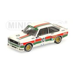 MINICHAMPS 400758491 Ford Escort II RS 1800 Heyer DRM Hockenheim 1975