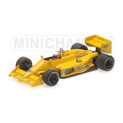 MINICHAMPS 400870011 Lotus Honda 99T Nakajima Monaco 1987