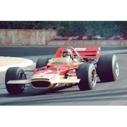 SPARK 18S680  Lotus 49C n°3 Rindt Vainqueur Monaco 1970