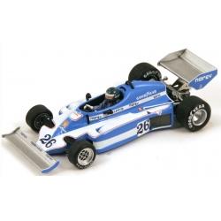 SPARK 1/18 Ligier JS7 n°26...