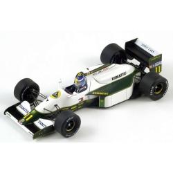 SPARK 18S415 Lotus 102B n°11 Häkkinen Monaco 1991