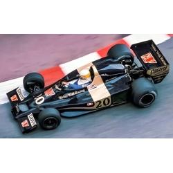 SPARK 18S372 Wolf WR1 n°20 Scheckter Winner Monaco 1977