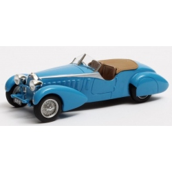 "MATRIX MX50205-041 Bugatti Type 57 TT Tourer ""Therese"" by Bertelli 1935"