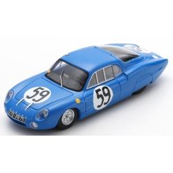 SPARK S5684 Alpine M63B n°59 24H Le Mans 1964