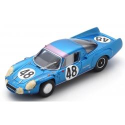 SPARK S5689 Alpine A210 n°48 24H Le Mans 1967