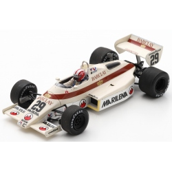 SPARK S5784 Arrows A6 A6 n°29 Surer Monaco 1983