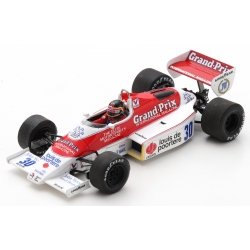 SPARK S5790 Arrows A6 n°30 Boutsen Silverstone 1983