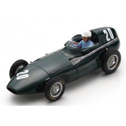 SPARK S7205 Vanwall VW5 n°20 Salvadori Rouen-les-Essarts 1957