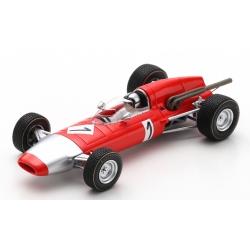 SPARK S7568 Protos 16 n°1 Rodríguez F2 Hockenheim 1967