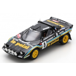 SPARK S9098 Lancia Stratos n°4 Darniche Monte Carlo 1981